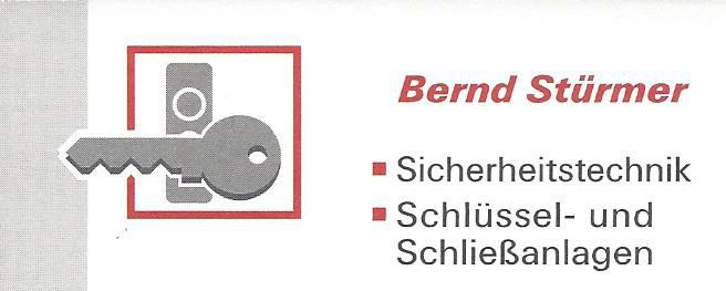 Logo Alarm- und Sicherheitstechnik Bernd Stürmer